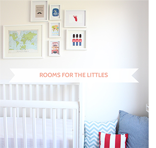 Rooms for the Littles