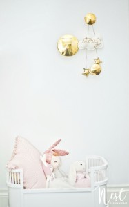 Nest Design Studio - Story Girls Nursery Design Childrens Interiors11