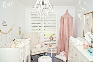 Nest Design Studio - Story Girls Nursery Design Childrens Interiors14
