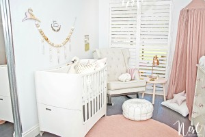 Nest Design Studio - Story Girls Nursery Design Childrens Interiors16