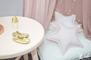 Nest Design Studio - Story Girls Nursery Design Childrens Interiors17