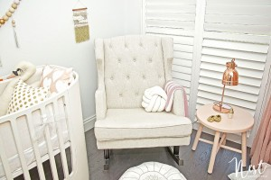 Nest Design Studio - Story Girls Nursery Design Childrens Interiors19