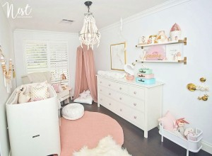 Nest Design Studio - Story Girls Nursery Design Childrens Interiors3