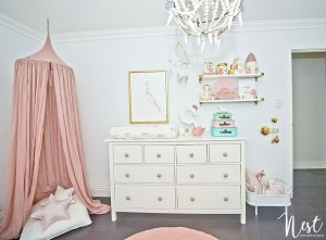 Nest Design Studio - Story Girls Nursery Design Childrens Interiors6