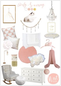 Nest Design Studio Baby S nursery childrens interiors
